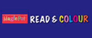 Advertising in Magic Pot Magazine - Read And Colour Magazine