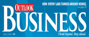 Advertising in Outlook Business Magazine