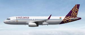 Advertising in Airline - Vistara, India  Airlines