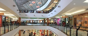 Advertising in Mall - Inorbit Mall, Hyderabad
