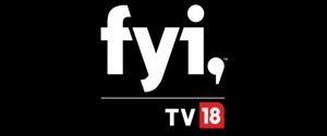 Advertising in FYI TV18