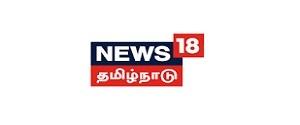 Advertising in News 18 Tamil Nadu
