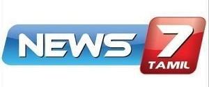 Advertising in News 7 Tamil