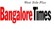 Advertising in Bangalore Times, West Side Plus, Bangalore West, English Newspaper