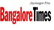 Advertising in Bangalore Times, Jayanagar Plus, Jayanagar, Bangalore, English Newspaper
