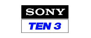 Advertising in Sony TEN 3