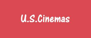 Advertising in U.S.Cinemas Cinemas, Screen 3, Indirapuram