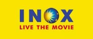 Advertising in INOX Cinemas, D R World's Screen 4, Surat