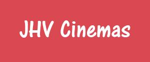 Advertising in JHV Cinema Cinemas, Screen 1, Varanasi