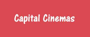 Advertising in Capital Cinemas Cinemas, Screen 1, Vijayawada