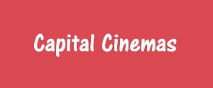 Advertising in Capital Cinemas Cinemas, Screen 4, Vijayawada