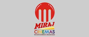 Advertising in Miraj Cinema Cinemas, Miraj City Centre Mall's Screen 2, Pathankot