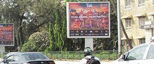 Advertising on Hoarding in Kalbadevi 14359