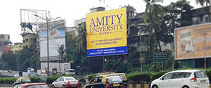Advertising on Hoarding in Vitthal Chavan Marg 14378