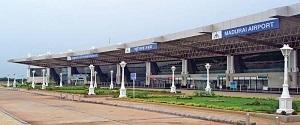Advertising in Airport - Madurai Airport