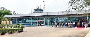 Advertising in Airport - Vijayawada Airport