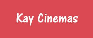 Advertising in Kay Cinemas Cinemas, Screen 2, Pauri Garhwal