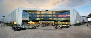 Advertising in Mall - Elante Mall, Chandigarh