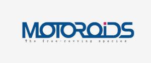 Advertising in Motoroids, Website