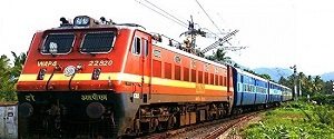 Advertising in Express Train - Pan India