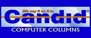 Candid Computer Columns - Tamil Nadu And Kerala Edition