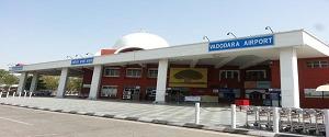 Advertising in Airport - Vadodara Airport