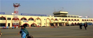 Advertising in Airport - Patna Airport
