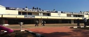 Advertising in Airport - Dimapur Airport