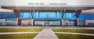 Advertising in Airport - Dehradun Airport