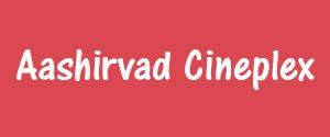 Advertising in Aashirvad Cineplex Cinemas, Screen 4, Idukki