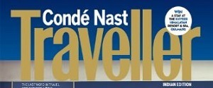 Advertising in Conde Nast Traveller, Website