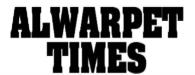 Advertising in Alwarpet Times, Chennai - Main Newspaper