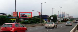 Advertising on Hoarding in Nerul 14830