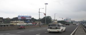Advertising on Hoarding in Nerul 14835