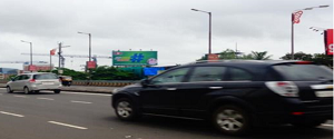 Advertising on Hoarding in Nerul 14837