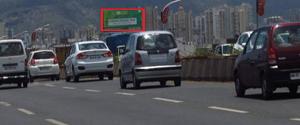 Advertising on Hoarding in Kharghar 14851