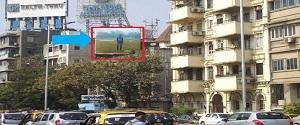 Advertising on Hoarding in Marine Dr 15602