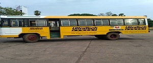 Advertising in Non AC Bus  - Secunderabad