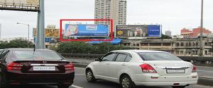 Advertising on Hoarding in Dadar 16058