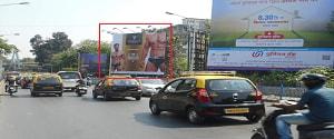 Advertising on Hoarding in Dadar 16924