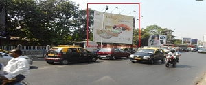 Advertising on Hoarding in Dadar 16925