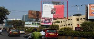 Advertising on Hoarding in Lower Parel 16936