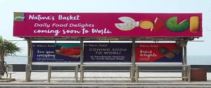 Advertising on Bus Shelter in Khan Abdul Gaffar Khan Road 17272