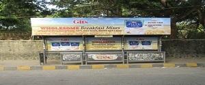 Advertising on Bus Shelter in Mankhurd 22297