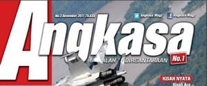 Iklan di Angkasa Magazine