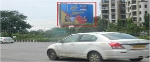 Advertising on Hoarding in Mulund East 23185