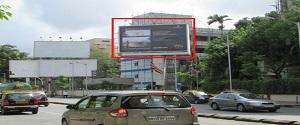 Advertising on Hoarding in Dadar 23187