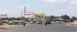 Advertising on Hoarding in Panvel 23204