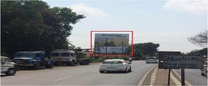 Advertising on Hoarding in Panvel 23205