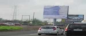 Advertising on Hoarding in Panvel 23220